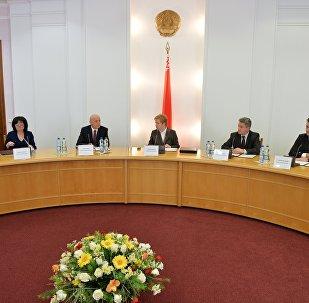 Заседание ЦИК