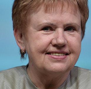 Председатель Центральной избирательной комиссии Беларуси Лидия Ермошина