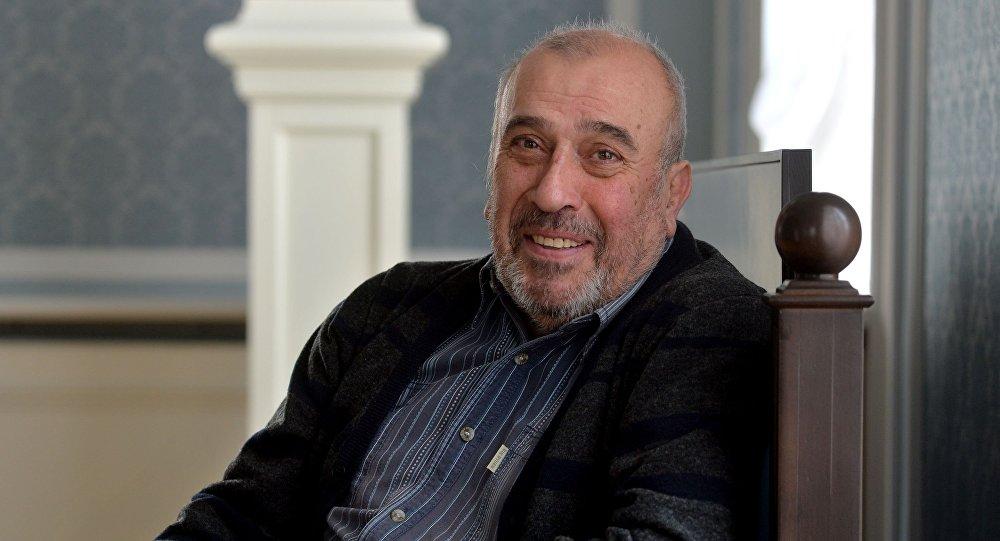 Актер Николай Кириченко