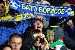 Болельщики БАТЭ на Борисов-Арене