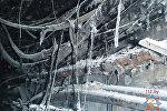 Сгоревшие кабели в коллекторе