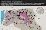 Инфографика: Исламское государство