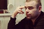 Беларускі драматург Павел Расолька