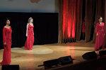 Благотворительность в поддержку детей облачилась в красное платье