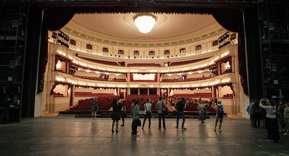Вялікі тэатр оперы і балета