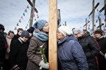Вербное воскресенье в Ошмянах