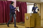 Голосование на выборах в Беларуси
