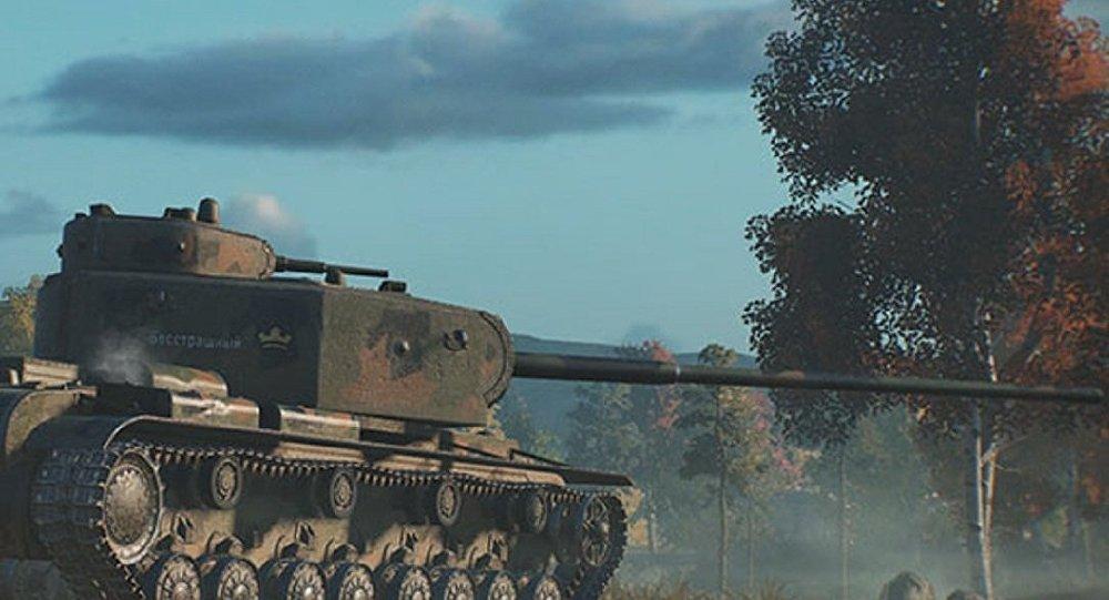 ММО-экшн World of Tanks