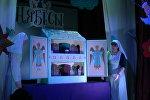 Церковные небеса: фестиваль батлеечных театров открылся в Минске