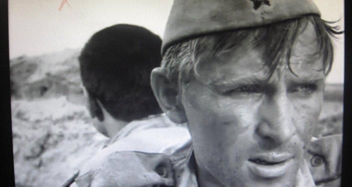кадр з фільма Трэцяя ракета