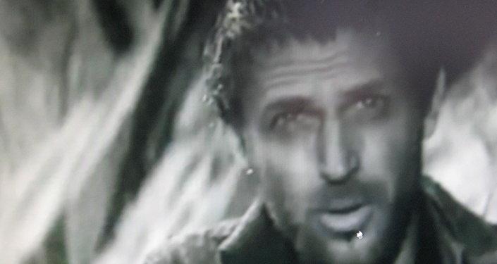 Кадр з фільму Альпійская балада
