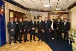 Делегации МВД Беларуси и Грузии