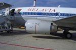 Самолет компании Белавиа