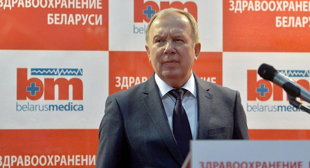 Министр здравоохранения Василий Жарко