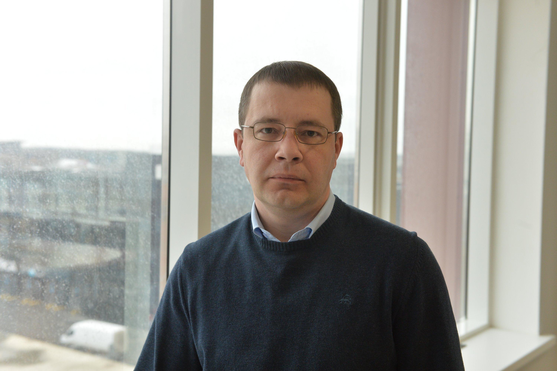 Заместитель гендиректора Агентства по гарантированному размещению банковских вкладов Александр Педько