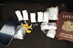Наркотики, изъятые в Минске