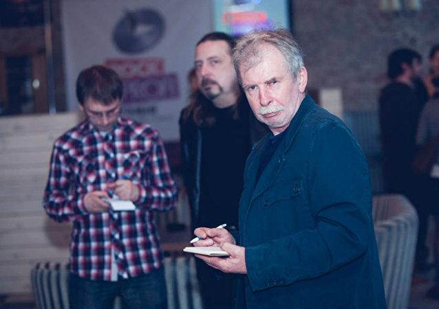 Дзмітрый Падбярэзскі на Rock Profi-2015