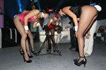 Церемония награждения Девушки Года по версии журнала Playboy