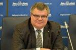 Председатель правления ОАО Белгазпромбанк Виктор Бабарико