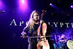 Выступленне Apocalyptica у мінскім Prime Hall