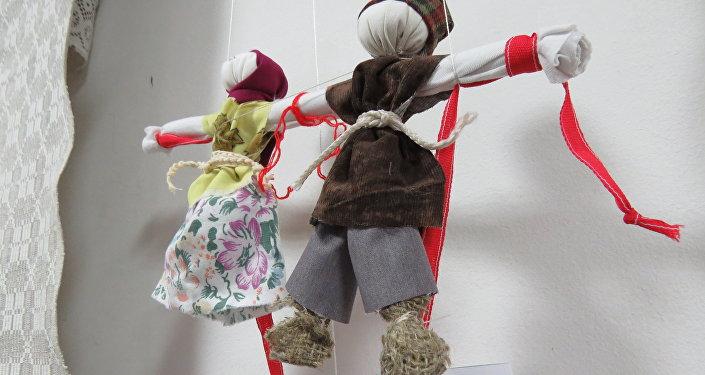 Беларускія лялькі