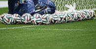 Футбольныя мячы