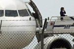 Лайнер A320 компании EgyptAir