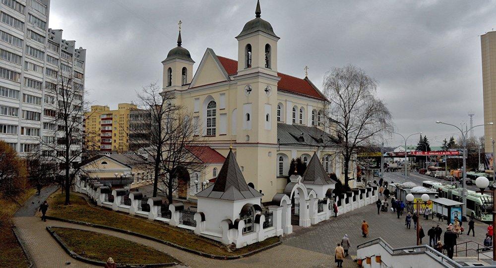 Свята-Петра-Паўлаўскі сабор у Мінску
