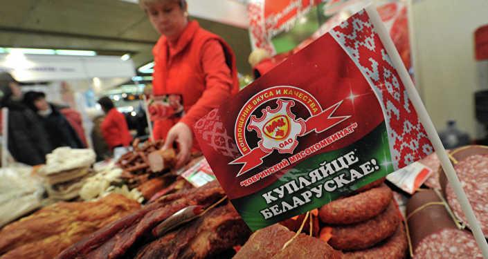 Выставка-ярмарка Беларусь-Россия на ВВЦ