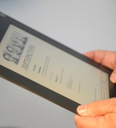 Электронные книги постепенно вытесняют бумажные.