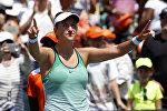Виктория Азаренко на турнире в Майами