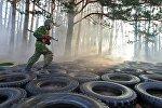 Военнослужащий войск специального назначения Беларуси