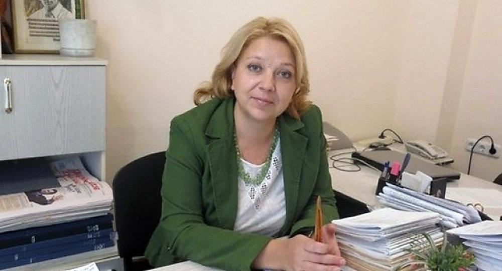 Святлана Калінкіна