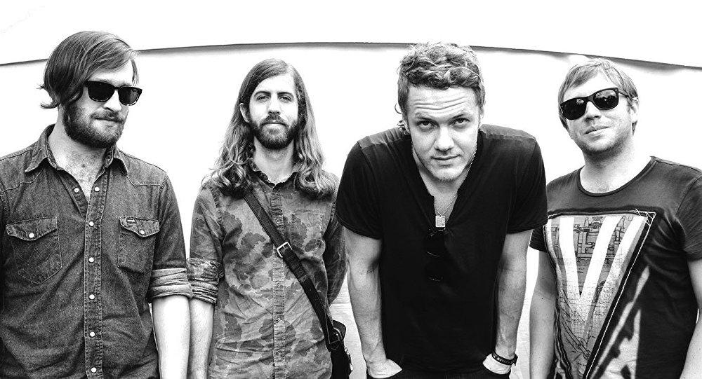 Амерыканскі гурт Imagine Dragons
