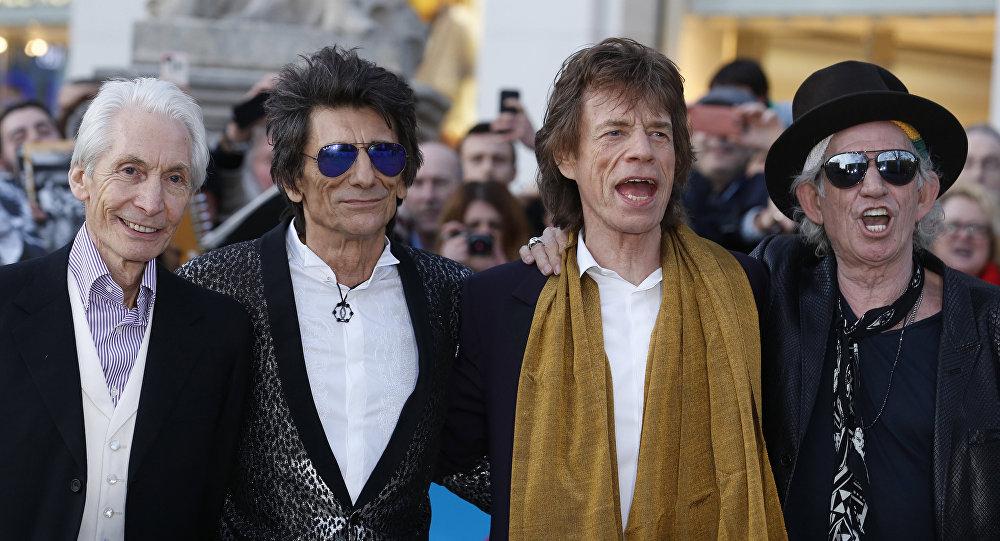 The Rolling Stones выпустит новый альбом в 2016г