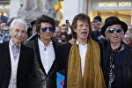 Рок-группа The Rolling Stones