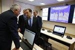 Д. Медведев посетил РЭУ Г.В. Плеханова в День российского студенчества