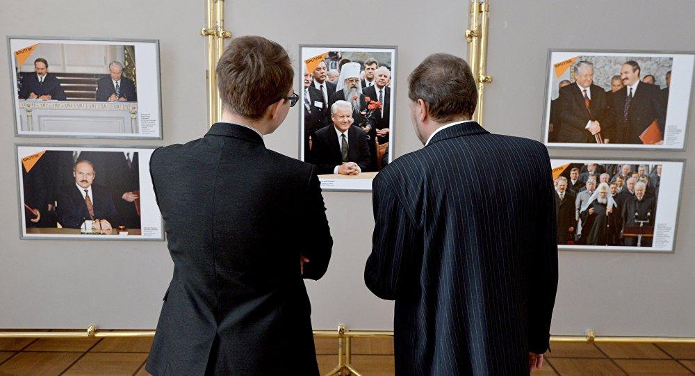 Фотавыстава Расія-Беларусь: 20 гадоў стратыгічнага партнерства