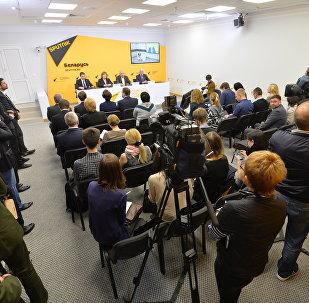 Открытие пресс-центра