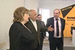 Мультимедийный пресс-центр Sputnik Беларусь открылся в Минске