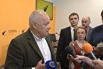 Киселев: критика не входит в мои задачи