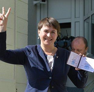 Татьяна Короткевич - кандидат в президенты