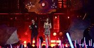 Режиссер Джей Джей Абрамс на MTV Movie Awards