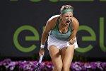 Виктория Азаренко на теннисном турнире в Майами