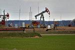 Нефтедобыча в Гомельской области, архивное фото