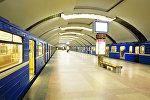 Станция метро Институт культуры, архивное фото