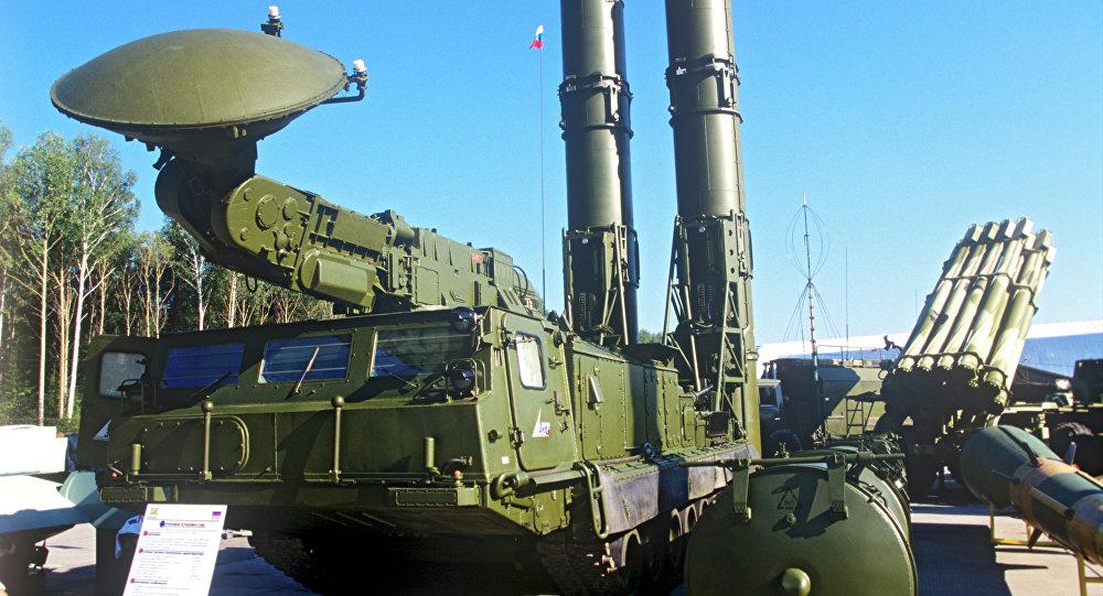 Зенитно-ракетная система С-300