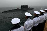 Дизельная подводная лодка класса Варшавянка