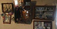 Голосование в деревенском доме в поселке Даниловичи