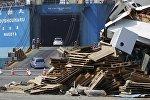 Наступствы землятрусу ў Японіі, архіўнае фота